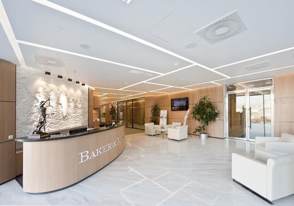 Baker & Mckenzie Office