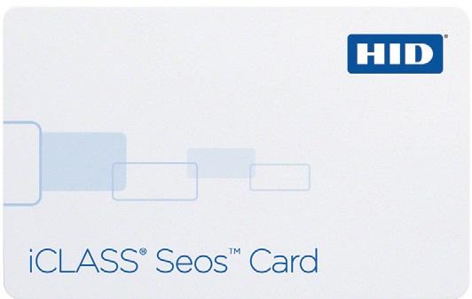 смарт-карты HID iCLASS Seos