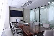 Инфраструктура офиса международной юридической компании Akin Gump